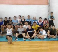 Seleccionado de menores de la Asociación Chaqueña de Handball