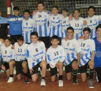Selección de Menores 2018 que obtuvo el 5° Puesto en Categoría Plata