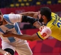 Argentina reaccionó pero no le alcanzó ante Brasil
