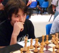 Ian Hakanson, uno de los participantes del certamen que se disputa por internet.