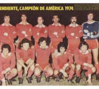 Independiente campeón de América 1974