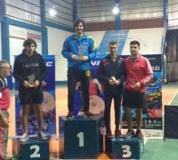 Medalla de oro para Juan Ignacio Riback en la categoría Sub23 caballeros