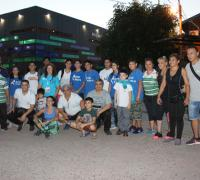 El equipo de judo que viajó a Alta Gracia