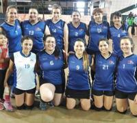 El equipo de Las Leonas
