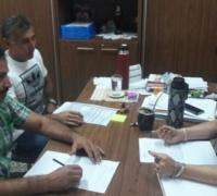 Entre Educación y Desocha se firmó un convenio para la disputa de la primera Liga Deportiva Adaptada