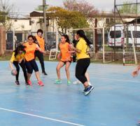 Actividades en el Jaime Zapata con la Liga Escolar