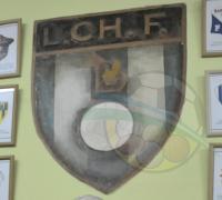 Autoridades del Instituto del Deporte y de la Liga Chaqueña