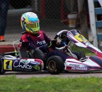 Lucas Bohdanowiz segundo en la final. Foto: © Juan P. Casella