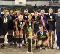 Las Mamis de Rsistencia campeonas de Los Barrios Viven