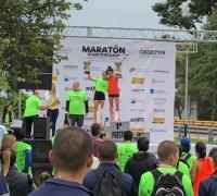 El domingo Maratón en Fontana