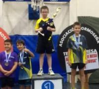 Matias Vivas campeón en Sub 11