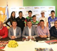 Peppo, Brugnoli, Arguello y los pilotos chaqueños que estarán en el Superbike Argentino.