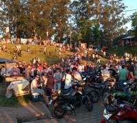 Motoencuentro en Ituzaingó