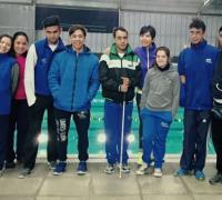 Los nadadores chaqueños