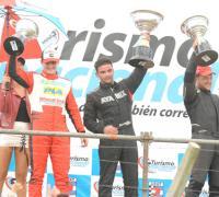 Primer lugar del podio para Fernando Ayala en Rosario