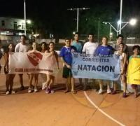 Algunos de los equipos participantes
