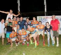 """El equipo de Resistencia """"Cotonetes VII"""" se consagró  campeóndel Seven de Verano en Santo Tomé"""