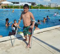 Convocatoria para nadadores paralímpicos