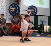 Las pesas volverán a ser protagonistas en los Juegos Evita