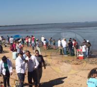 Sin pesca por veda en los rios Bermejo y Paraguay