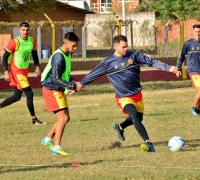 El plantel de Sarmiento retornó a los entrenamientos