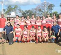Primera femenino de Regatas finalista
