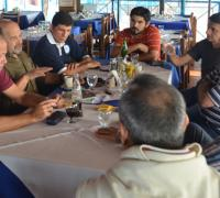 Reunión del Pronea en Corrientes