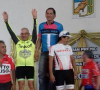 El local Felipe Baez fue el ganador en Master D, seguido por Cencha y Ojeda