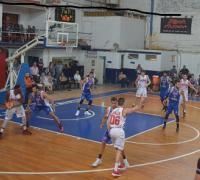 Ameghino jugó muy bien y superó con claridad al líder Villa San Martín
