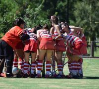 Las chicas del hockey B de Regatas estará en el Regional