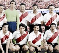 El equipo campeón de River Plate 1956