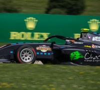 Giorgio Carrara y la imagen del F3 FIA