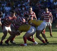 ACtividad del rugby para el finde