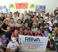 Entrega de premios para el Rural Bike