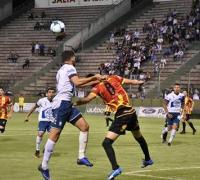 Otra gran victoria visitante de Sarmiento ante Juventud Antoniana
