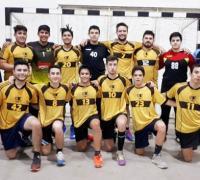 Exitoso torneo de minihandball en el Jaime Zapata