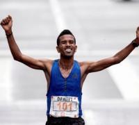 El etiope Dawitt Admasu ganó la Maratón San Silvestre