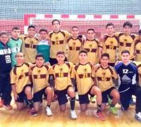 """Colegio San Roque (UEP N° 31) consiguió el ascenso a la divisional """"B"""" de handball,."""