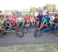 Selección Argentina de Deportistas sobre Sillas de Ruedas