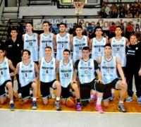 El Seleccionado Argentina de Básquetbol buscará retener el título sudamericano Sub 17