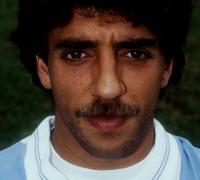 SERGIO VAZQUEZ, futbolista de Ferro y la Selección Argentina.
