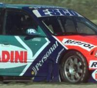 Pato Silva campeón TC 2000 en 1999