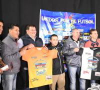 Fútbol solidario en Corzuela