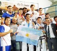 Equipo de la Asociación de Escuelas de Taekwondo ITF