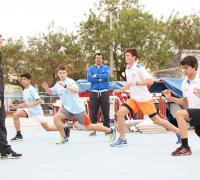 Regatas, nuevamente escenario de un gran torneo de Squash.