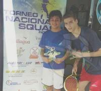 Jugadores de Regatas de Squash
