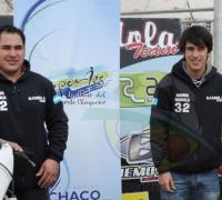 El tío Ramiro fue tecero en clasificación SBK y el sobrino Andrés Gandola primero en la 250 4T