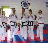 Practicantes de TKD