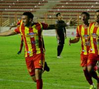 Luis Silva muestra su alegría tras el primer gol. Walter Denaro