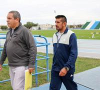 Norberto Acosta elogió las instalaciones del Jaime Zapata
